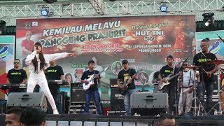 Nindy Claudya - Konco Turu (SD) | HUT TNI KE 73 | Probolinggo