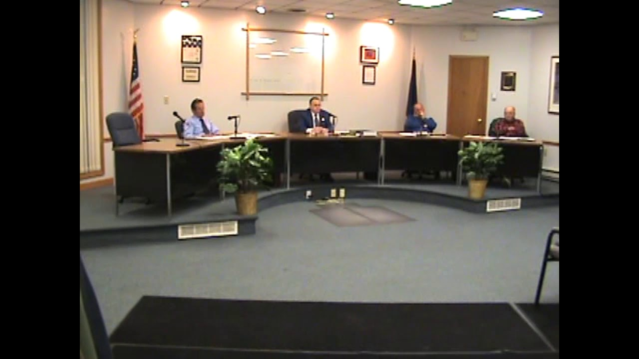 Rouses Point Village Board Meeting  3-15-10