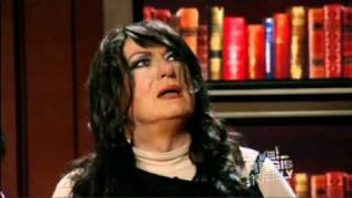 keeping up with the kardashians skit live with regis kelly halloween show 2010