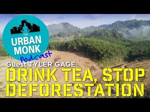 Drink Tea, Stop Deforestation! with Guest Tyler Gage