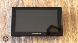 01. Garmin Nuvi 2599LMTHD pt.1 (Overview)