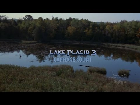 Lake Placid 3 (2010) Carnage Count