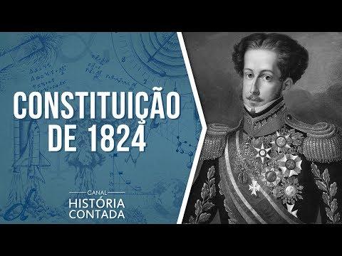 1ª Constituição Brasileira – 1824: Resumo completo - História Contada