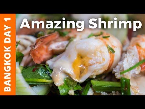 Ridiculously Creamy Shrimp and Khao San Road (ต้มยำกุ้ง อร่อยมาก) - Bangkok Day 1