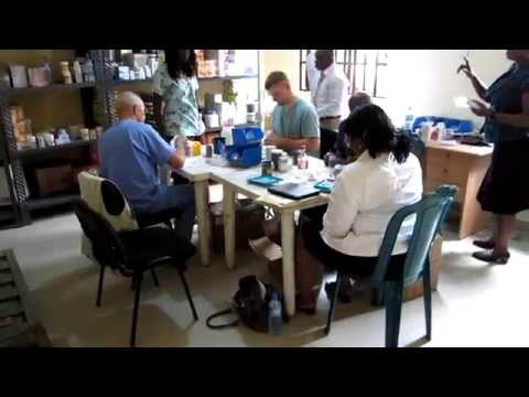 Pharmacy in Nigeria GHO trip