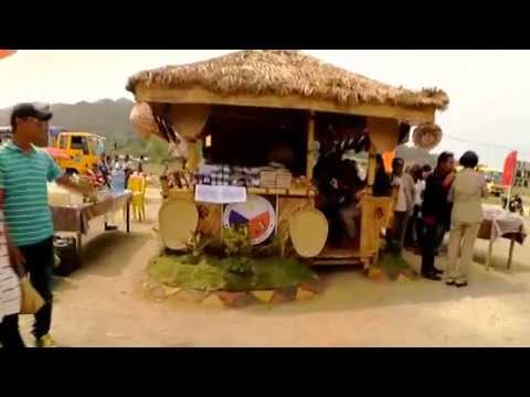 Dinagat Islands Agri Tourism Industrial Fair 2015