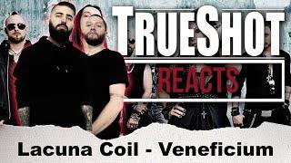 "METAL BAND REACTS - LACUNA COIL ""VENEFICIUM"" (REACTION/REVIEW)"