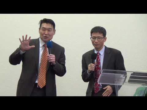 올림피아교회 영어예배 - Dr. Donald Lee and Pastor Kim