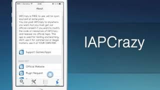 IAPCrazy — альтернатива LocalIAPStore(, 2014-07-05T19:56:42.000Z)