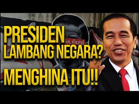 🔴 LIVE! TRENDING #Jokowi404NotFound: PRESIDEN LAMBANG NEGARA? MENGHINA ITU!!