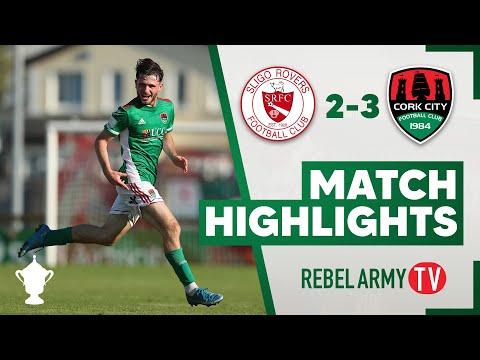 Sligo Rovers Cork City Goals And Highlights