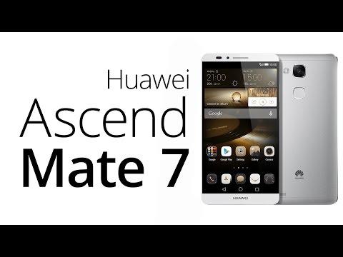 Huawei Ascend Mate 7 (recenze)