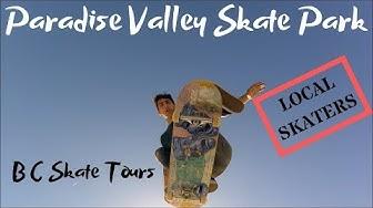 Local Skaters at Paradise Valley Skate Park Paradise Valley, Arizona (Phoenix, Arizona)