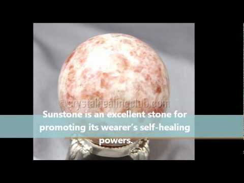 Sunstone Meaning and Crystal Healing