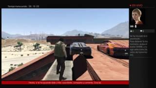 Lista de partidas con alexviirus| GTA V online | Aquerol11YT