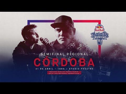 Semifinal Regional Córdoba, Argentina 2018 - Red Bull Batalla de los Gallos