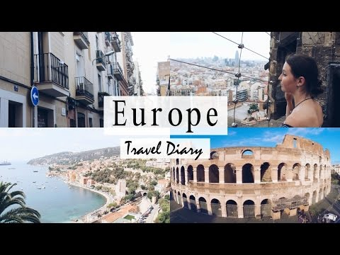 When In Europe // Travel Diary