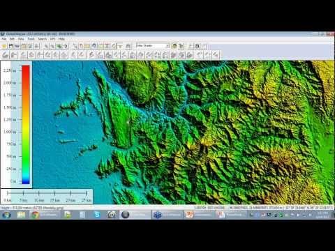 Global Mapper Webinar with Intermap Technologies - Advanced Terrain Analysis with NEXTMap Data