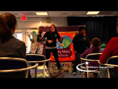 Only Make Believe at the Children's Inn