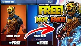 "*NEW* How To Get ""BATTLE HOUND"" LEGENDARY SKIN for FREE! - (Fortnite Battle Royale)"