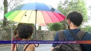 Yvelines | Les journées Européennes du Patrimoine dans les Yvelines