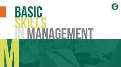 Basic Skills in Management