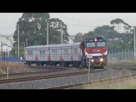 Railways in Australia; EMD's down under; V/Line N class