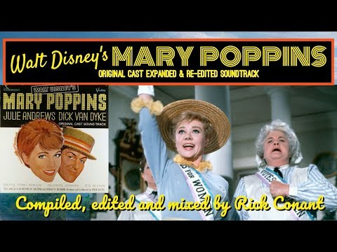 MARY POPPINS RE-MIX  02 Sister Suffragette