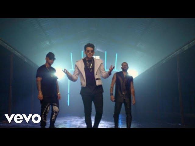 Sebastián Yatra - Alguien Robó ft. Wisin, Nacho