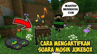 Download lagu CARA MENGAKTIFKAN SUARA MUSIK JUKEBOX - DI MCPE 1.2 OFFICIAL!