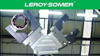 Leroy-Somer  – High-tech industrial facilities