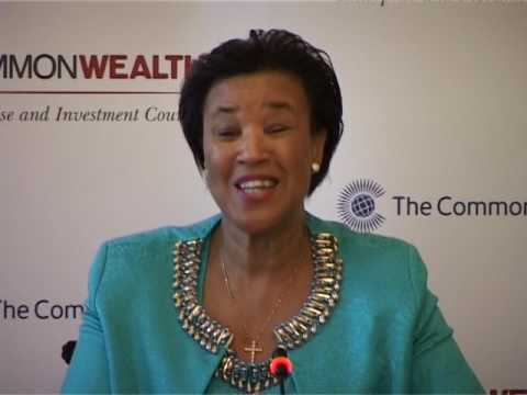 COMMONWEALTH  TRADE MINISTERS'  CONFERENCE