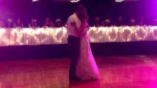 Raena & Dad: Father /Daughter Dance, Teach Me To Dance - Richard Allison