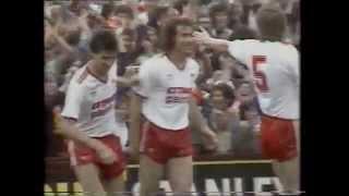 West Ham 2 Liverpool 2 31/08/1985