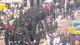 Ashurah Day Procession In Zaria-Nigeria 1436/2014