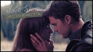 ► Christian & Anastasia l Blank Space