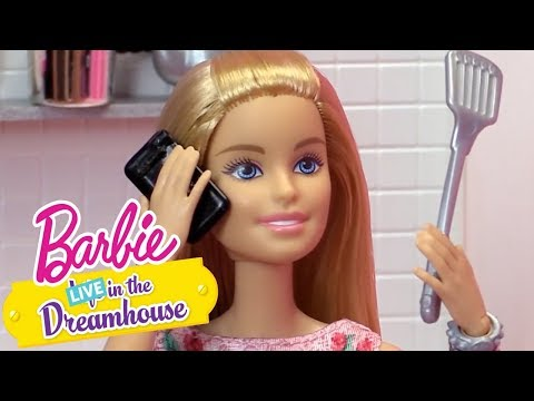 Barbie Deutsch | BARBIE-ZUSAMMENSTELLUNG | LIVE! In The Dreamhouse | Barbie Puppen