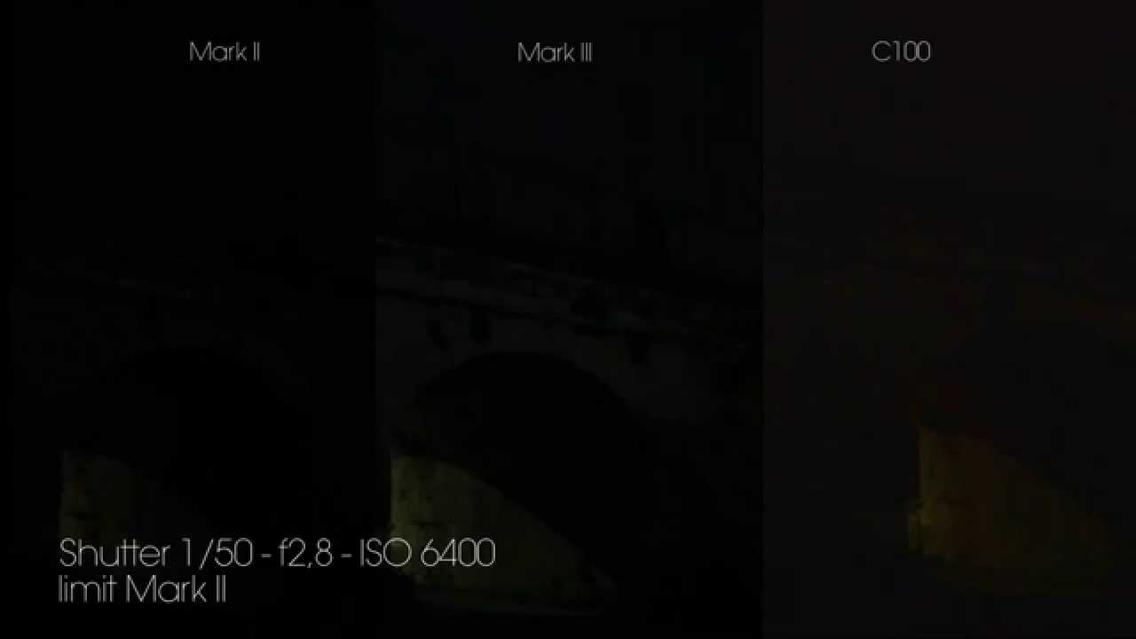 Test Low Light Canon C100 vs Mark II vs Mark III & Test Low Light Canon C100 vs Mark II vs Mark III - YouTube azcodes.com