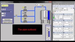 Управление ПЧ c SCADA системой WinCC