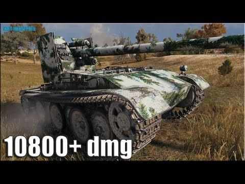 Реальный ПОТ на Grille 15 ✅ World Of Tanks лучший бой