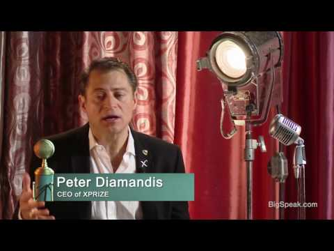 Peter Diamandis   How technology is solving resource scarcity