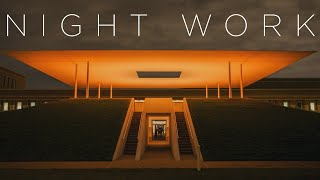 Night Work | Deep Chill Music Mix