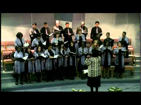 Westminster Church Choir Hallelujah! Resurrection Day, CANADA,BC