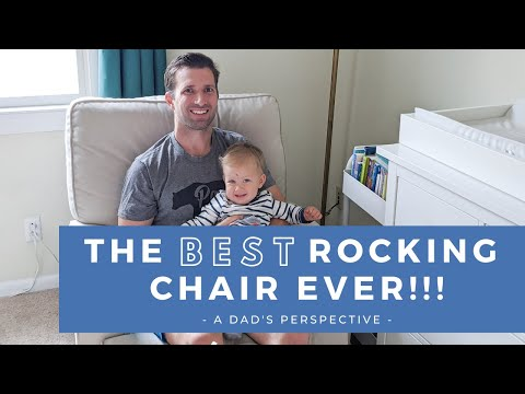 Best ROCKING CHAIR | Baby Relax Rylan Glider REVIEW | Mama Says (and Dad Agrees!)