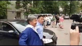 Жанторо Сатыбалдиеву предъявлены обвинения в коррупции