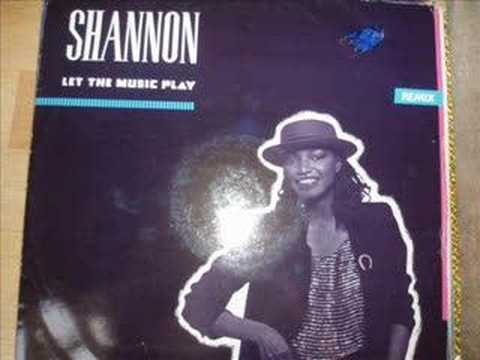 Shannon Let The Music Play Extended
