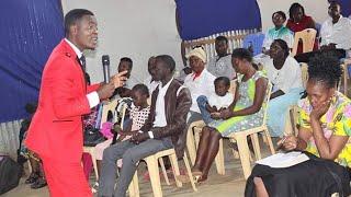 GOD IS ABLE POWËRFUL TEACHING BY PROPHET MWEMA HOLYSON