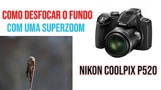 Nikon Coolpix p520 como usar /…
