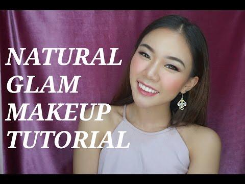 EASY Natural Glam Makeup (Bahasa Indonesia) - Sariayu Gili Lombok • QUERRAMELLCA
