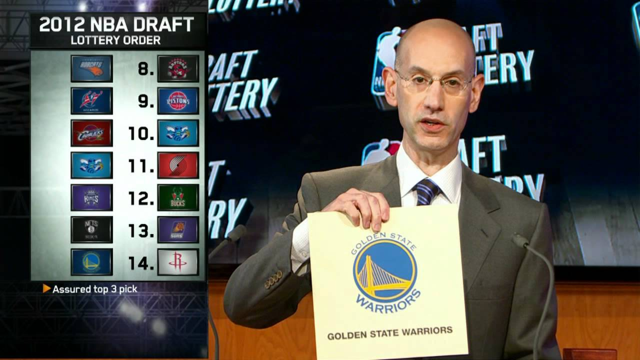 2012 NBA Draft Lottery